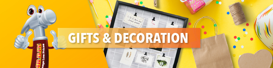 Gifts & Decoration