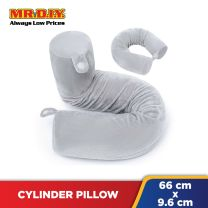 MR.DIY Cylinder Memory Pillow