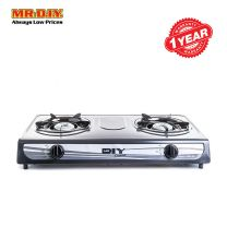MR.DIY Premium Double Gas Stove GS-8225