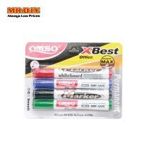 Whiteboard Marker Pen 4pcs