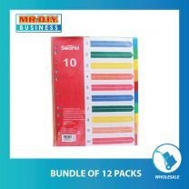 Index Divider 10 in 1
