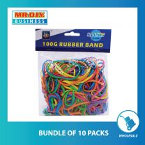 Rubber Bands 100G 3Mm