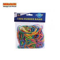 Rubber Bands 100G 3Mm-10