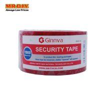 GINNVA Security Tape 50mm X 10M