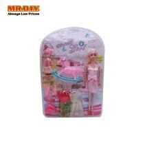 Doll Play Set 668-2B