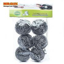 YULONG Cleaning Steel Wool Ball (6pcs x 11cm)