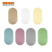 MR.DIY Oval Bathroom Anti Slip Bath Mat
