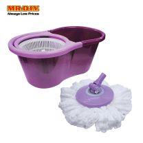 MR.DIY Premium Easy Spin Mop Set