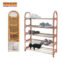 MR.DIY 5-Tier Shoe Rack (60cm x 79cm)