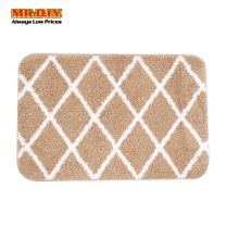 MR.DIY Premium Rectangular Floor Mat Diamond (38cm x 58cm)