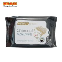 PERECT Charcoal Facial Wipes (25pcs)