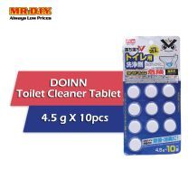 DOINN Toilet Cleaner Ochiochi V Tablet ( 10 x 4.5g)