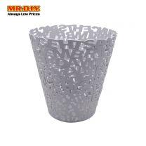 MR.DIY Premium Letters Waste Paper Basket Dustbin (10L)