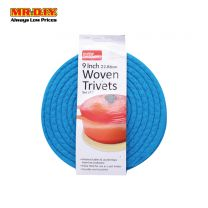 HOME DISCOVERY Woven Trivets 30011 - 2pcs