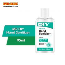MR.DIY Instant Anti-Bacterial Moisturizer Aloe Vera Hand Sanitizer (95ml)