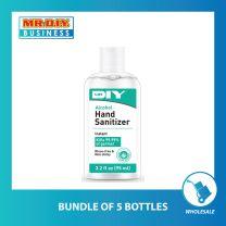 MR.DIY Instant Anti-Bacterial Moisturizer Aloe Vera Hand Sanitizer (95ml) (bundle of 5 bottles)