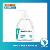 MR.DIY Instant Anti-Bacterial Moisturizer Aloe Vera Hand Sanitizer (480ml)