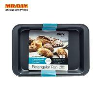 MR.DIY Premium Non-Stick Rectangular Pan (37.2cm x 25.5cm)