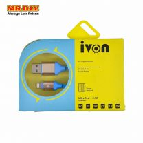 IVON iPhone Lightning Connector Cable