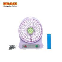 MR.DIY  Mini Fan With Light HJ-5017