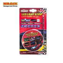 CARSUN 12V 30cm LED Light Strip (White)