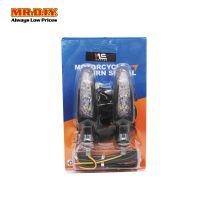 WESKAR Motorcycle Turn Signal LED Light FS-219 (2PCS)