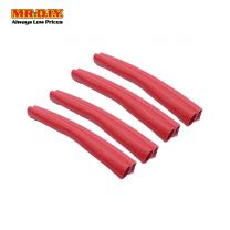 FARSIGHT Car Sealed Strip Door Guard Buffer (4pcs)