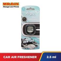 AIRPRO Auto Air Freshener Clip 1124077 - New Car
