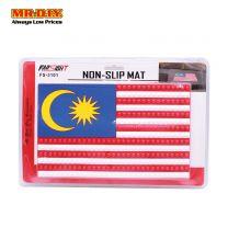 FARSIGHT Malaysia Flag Non-Slip Mat FS-3101
