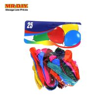 "Assorted Color Balloon 13"" (25pcs)"
