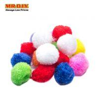 DIY Fur Balls (70pcs)