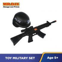 MR.DIY Police Playset Toys (2pcs)
