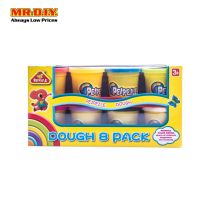 PEIPEILE Colour Dough 8 Pack