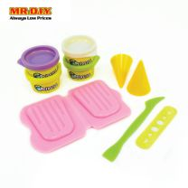 PEIPEILE Sweet Ice-Cream Colour Dough Playset Toys