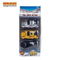 Super Car Toy Set (3pc)