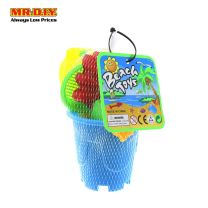 BEACH Toys Plastic Play Sand Set (7pcs)