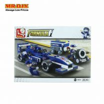 SLUBAN Formula 1 Building Blocks