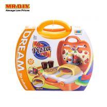 BOWA Suitcase Pizza Set Toy