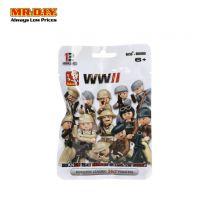 SLUBAN WWII Series Mini Figure (1pc)