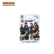 SLUBAN Minifigures (12 pcs)