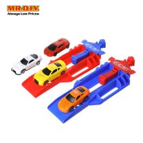 Track Racing Car Set