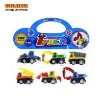 Truck Toys Set (6 pcs)