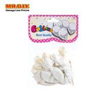 White Balloons (10pcs)
