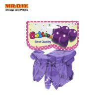 Purple Balloon (10 pcs)