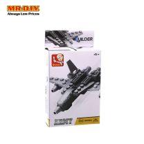 SLUBAN Army Fighter Jet Builder Blocks (42 pcs)