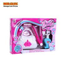 Fashion Girl Beauty Toy Set (8 pcs)