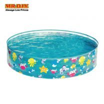 BESTWAY Foldable Swimming Pool (1.22m x 25cm)
