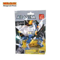 AUSINI Ad Astra Building Block 79pcs 25314