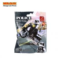 AUSINI Police-Justice Patrol Building Block 25pcs 23104