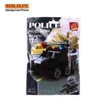 AUSINI Police-Justice Patrol Building Block 83pcs 23311